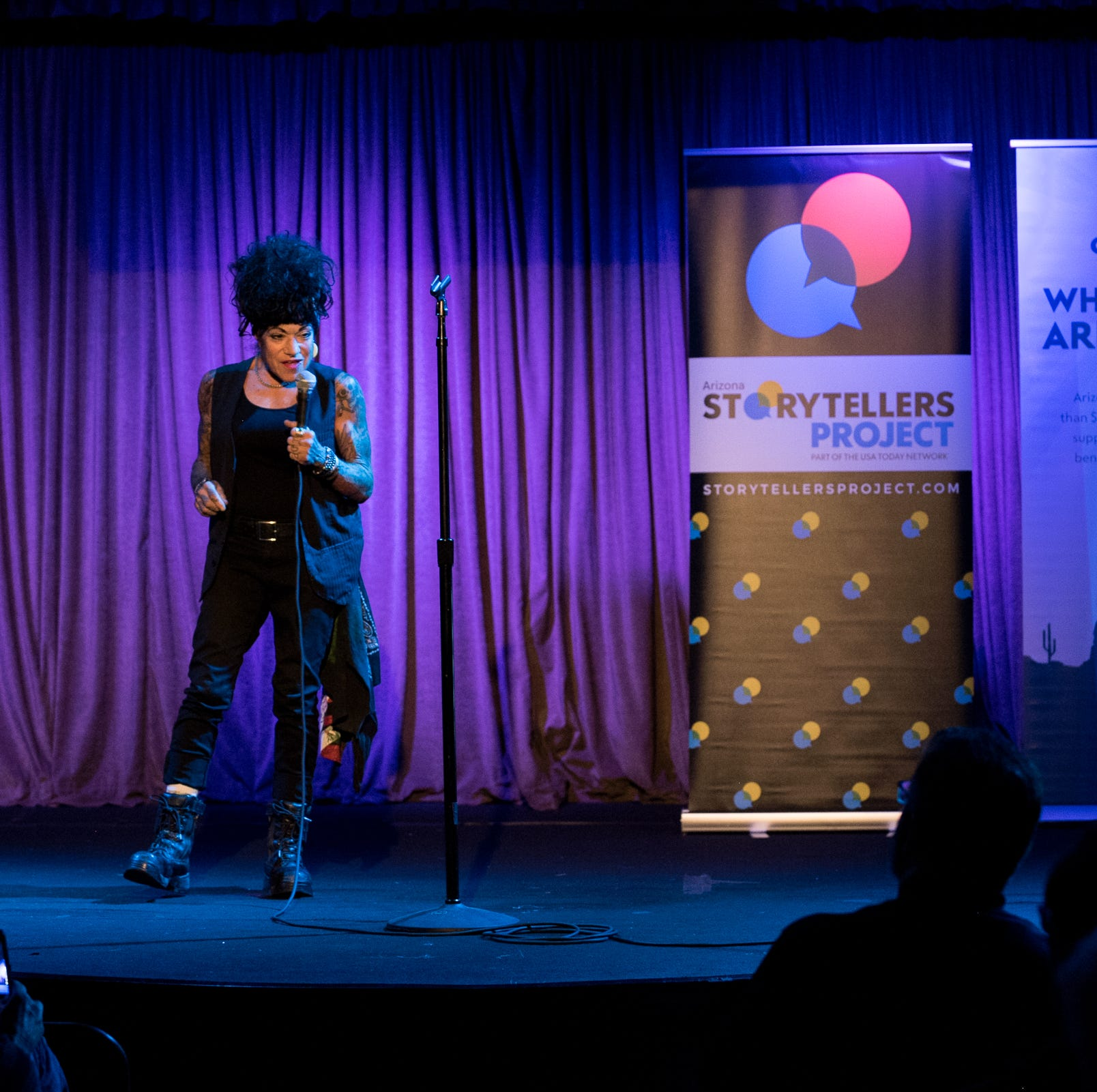Themes, dates, tickets for 2019 Arizona Storytellers shows