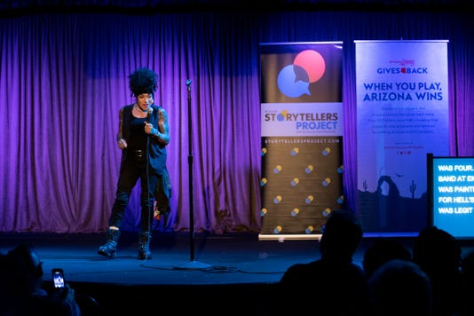 Arizona Storytellers 2018: 'Undercover' at Crescent Ballroom