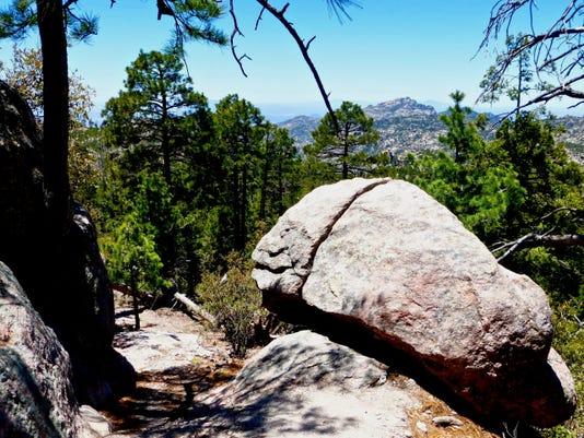 Arizona Trail: Santa Catalina Mountains