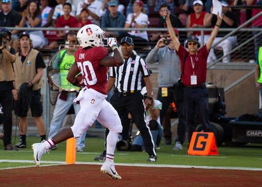 Ncaa Football Southern California At Stanford
