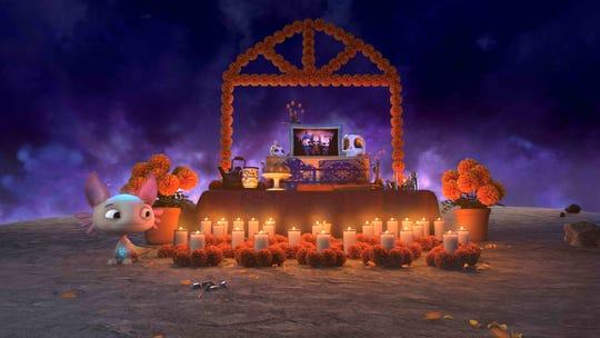 La tradición mexicana de Día de Muertos, por primera vez en Discovery Kids.