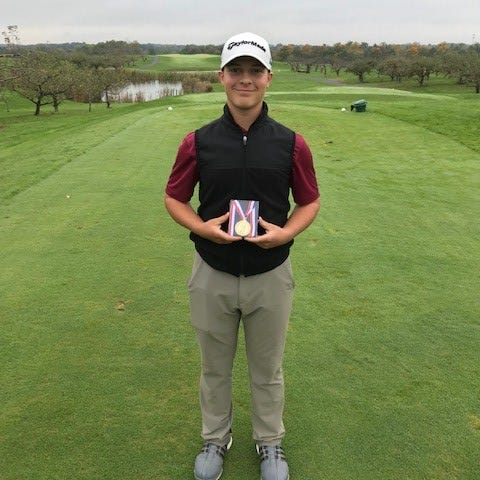 Puleo leads pack of Section 9 golf qualifiers