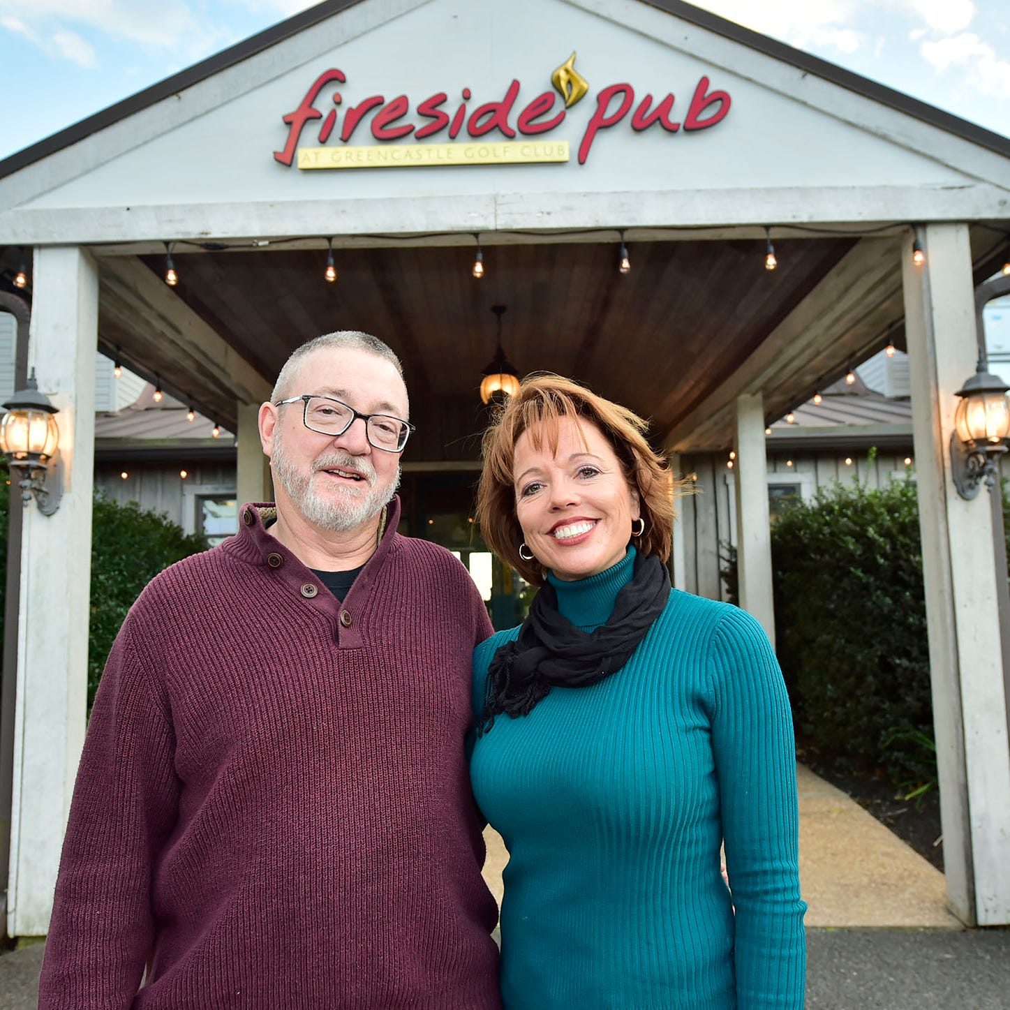 Greencastle Greens and Fireside Pub has new owners, Ron and Beth Powers.