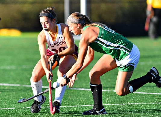 Salisbury Vs York College Field Hockey