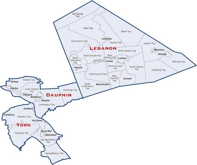 48th District Senate map