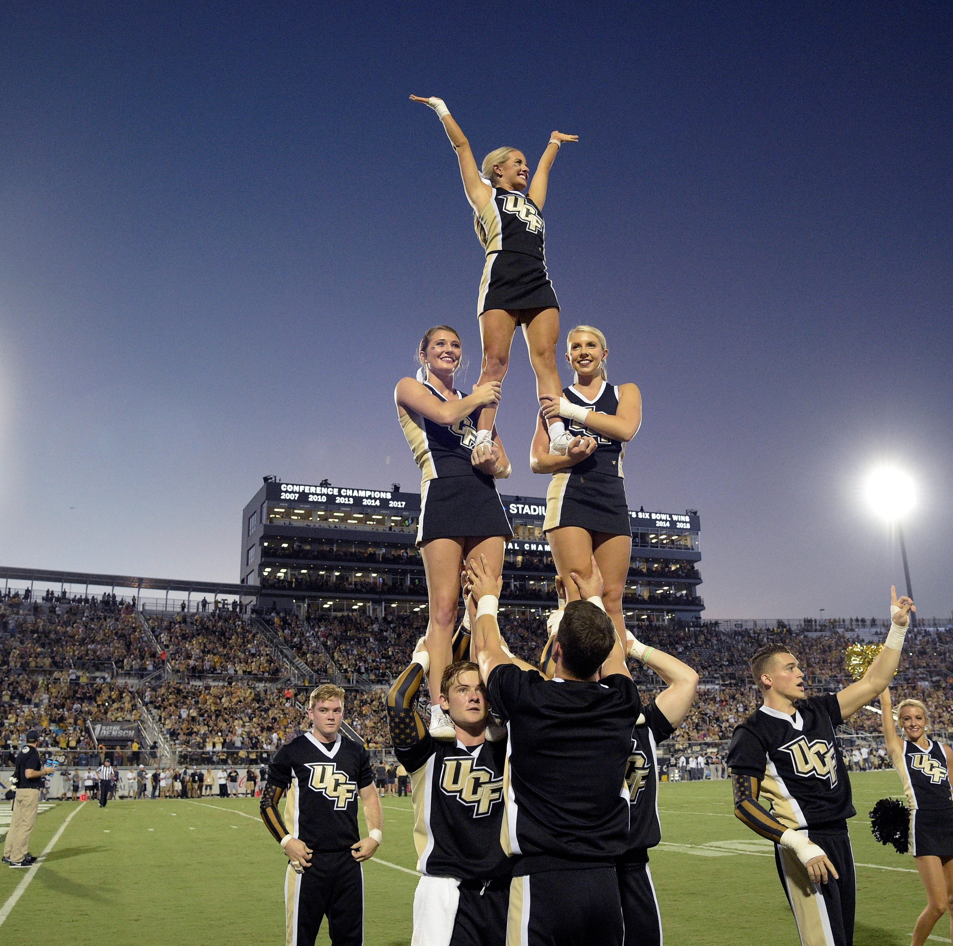 Assistant principal on leave after saying high school cheer team looked like strippers