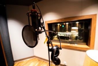 What has been the personal recording space for the band Live is now open to musicians from far and wide.