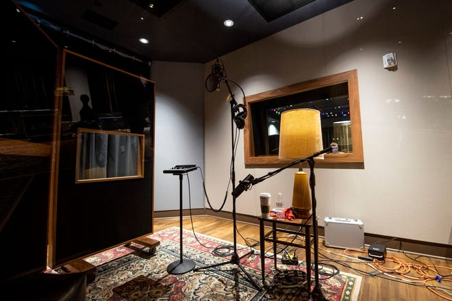 Aspiring artists from Lancaster and York have been recording at Think Loud Studios, which has seen big-name artists. Perhaps none have been bigger, though, than LIVE, the multi-platinum band from York who renovated this former printing building into a residential recording studio.