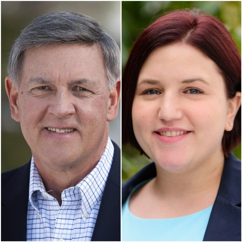 Election preview: Funke and Lunsford vie for 55th State Senate district