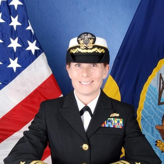 Salem native commands Naval destroyer USS Wayne E. Meyer