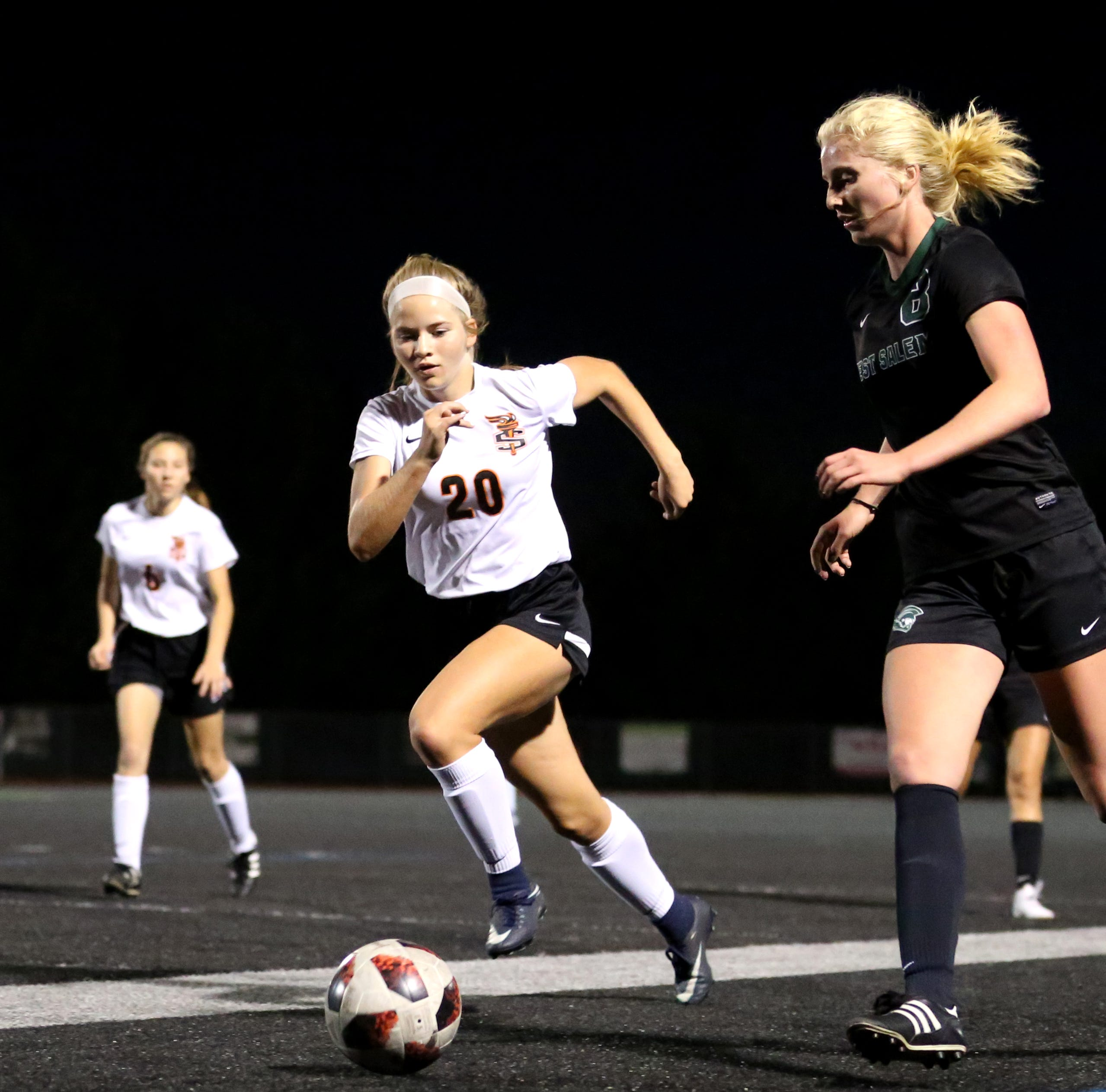 West Salem girls soccer loses Friday, finishes second in Mountain Valley Conference