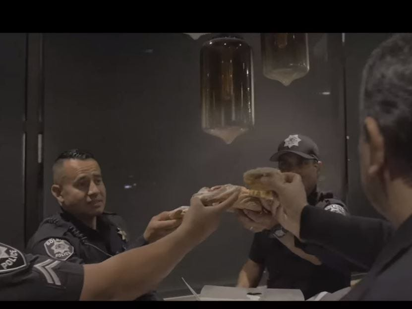 The Soledad Police Department released their own lip sync challenge video Wednesday.