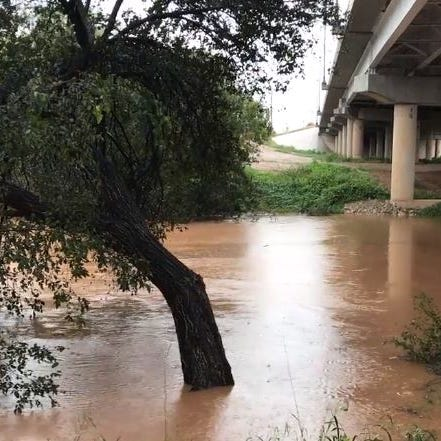 Flood warning issued for Colorado River at Ballinger; other Texas flooding updates