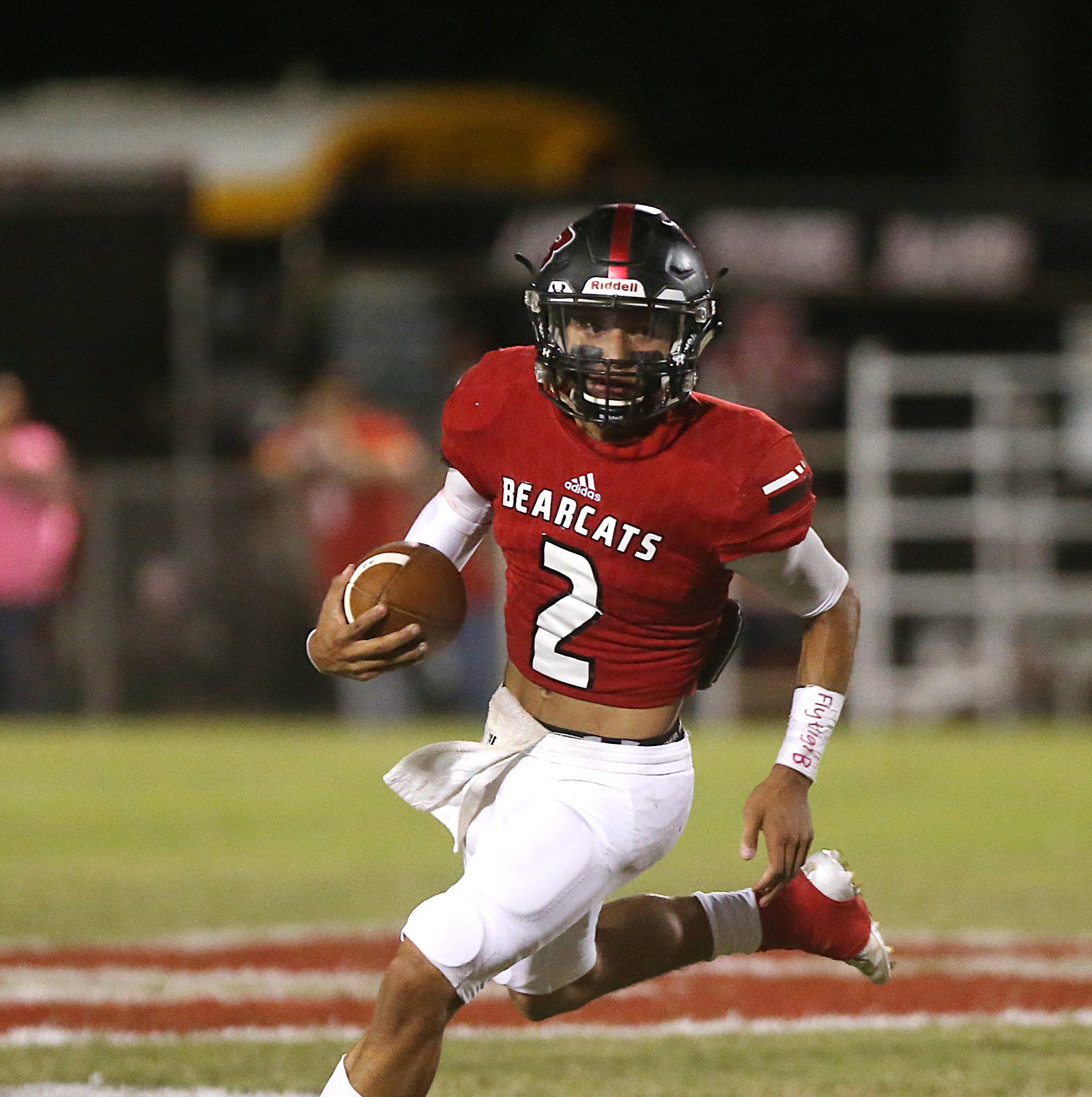 Ballinger's Edgar Nunez named District 4-3A Offensive MVP