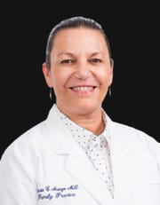 Dr. Maria Arango, San Angelo Community Medical Center