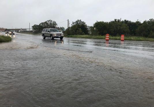 Low Water Crossings