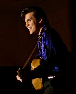 Taylor Rodriguez is one of the Elvis tribute artists set to perform during the 2018 Ocean City Elvis Festival.