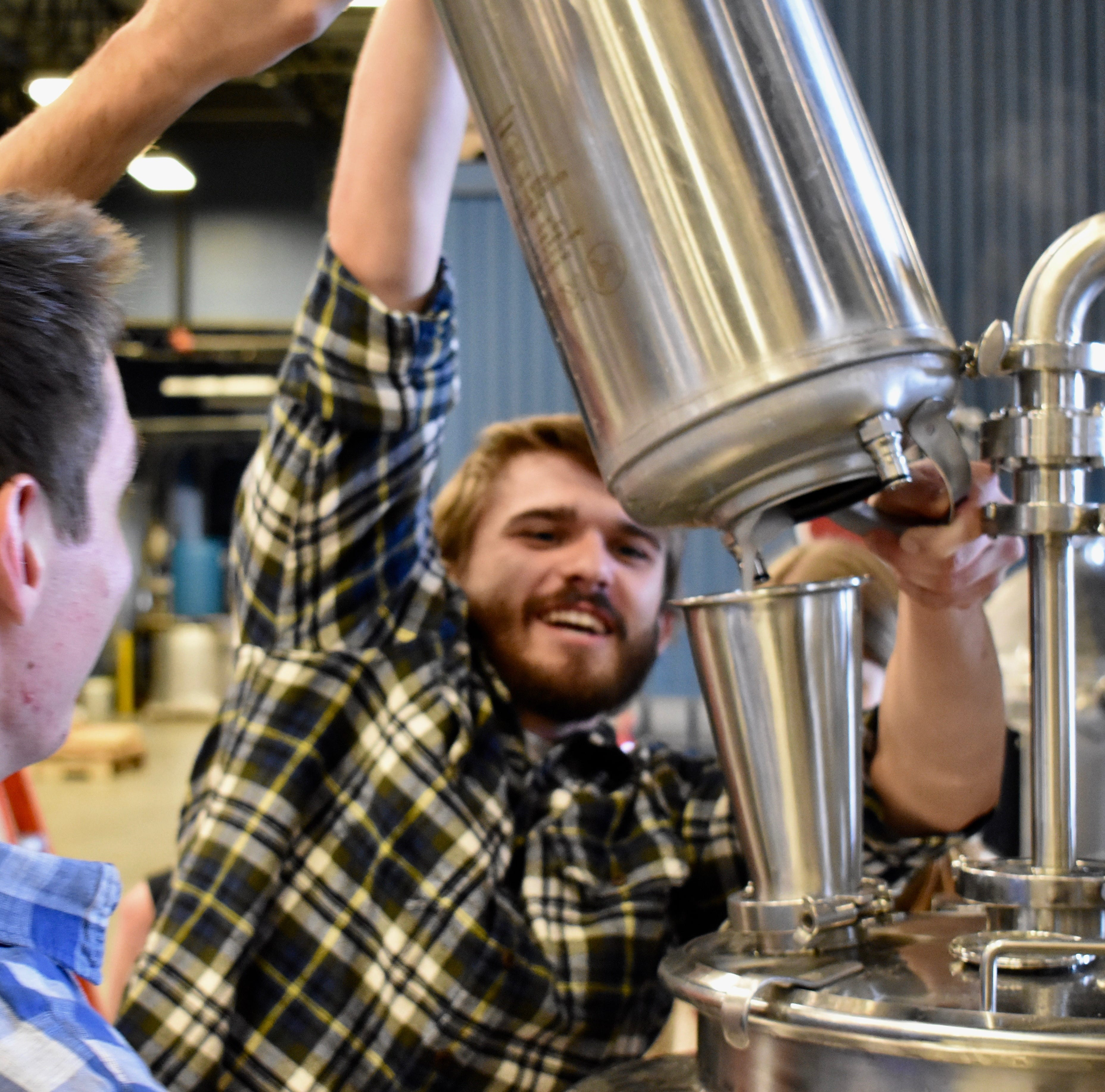 Sheboygan site of rare wild yeast used in new Wisconsin Wild Lager beer