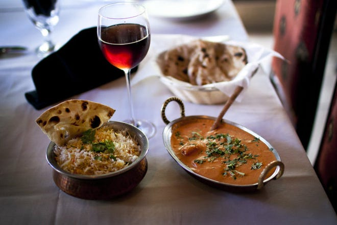 The Saffron House in Dallas. The restaurant will cater India Night on Nov. 10 at LSUS.