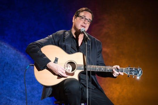 Bob Saget will entertain the audience Saturday night at Grand Falls.