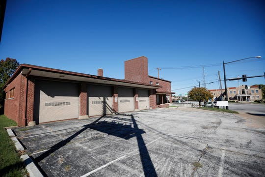 The front of Hold Fast Brewing, which faces Kimbrough Avenue, will be converted into a patio space. The new brewery will be located at the intersection of Kimbrough Avenue and Trafficway Street and is expected to open in the summer of 2019.