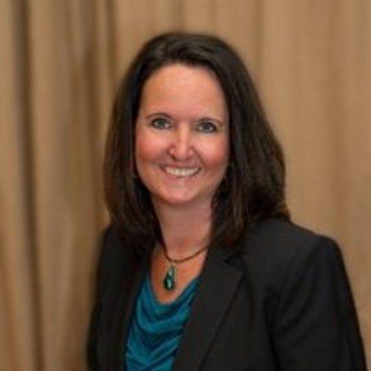 Melinda Vonderahe, 47, is running for Sartell-St. Stephen.