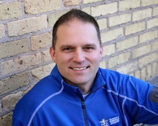 Jeremy Snoberger, 44, is running for re-election to Sartell-St. Stephen.