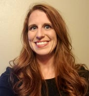 Taryn Gentile, 35, is running for Sartell-St. Stephen school board.