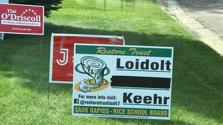 Sauk Rapids-Rice school board trio campaign becomes a duo after candidates cut ties