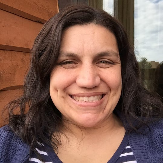 Amanda Byrd, 36, is running for Sartell-St. Stephen School Board.