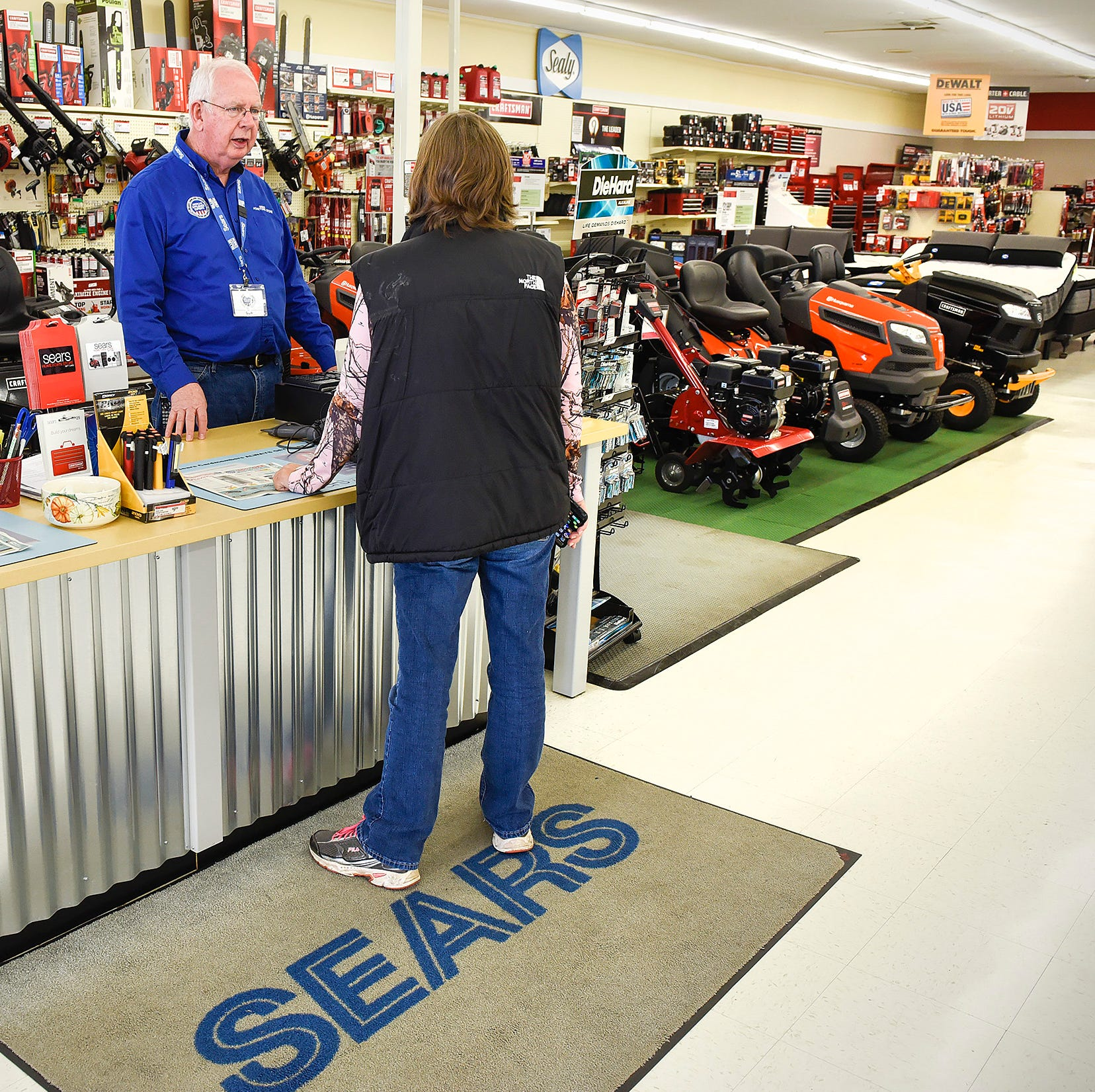 Little Falls Sears Hometown store: 'We're here to stay. We're not going anywhere.'