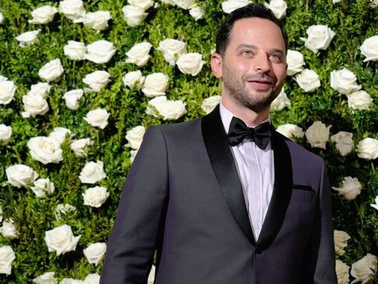 Comedian-actor Nick Kroll will be at Pow Wow on Friday night at the Tucker Civic Center.