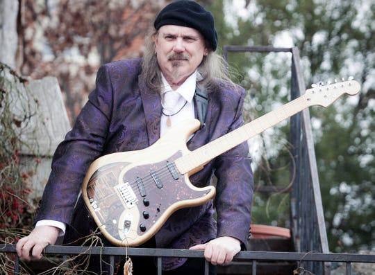 Memphis-based Tas Cru hits the Bradfordville Blues Club at 9 p.m. Saturday.