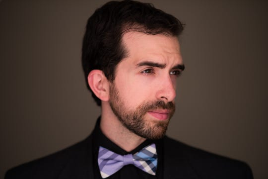 Zach Bartholomew brings the jazz at 7 p.m. Saturday at B Sharp's Jazz Cafe.