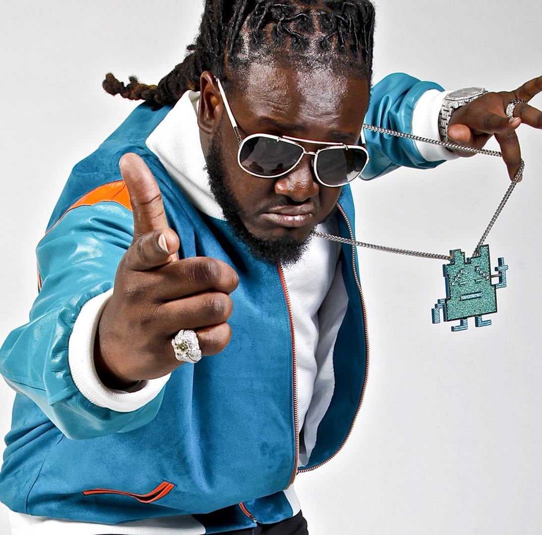 T-Pain, along with Big Boi, returns for FSU Homecoming 2018
