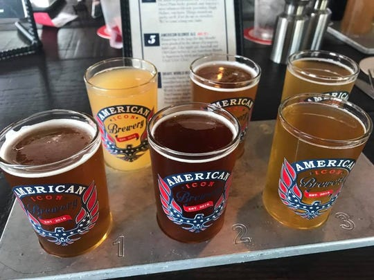 The 4th of July Celebration is 1-6 p.m. Saturday at American Icon Brewery, Vero Beach.