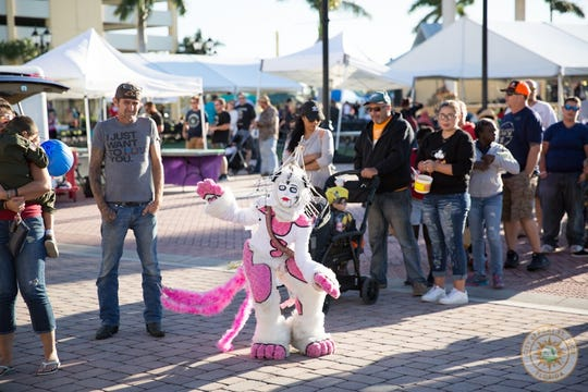 Join in the fun for the annual costume contest on Saturday, Oct. 27, at PSL's Fall Fun Fest.