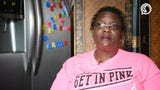 Pamela Turner — Navy vet, cancer survivor, former corrections officer on disability and mother of four — is interviewed Oct. 9, 2018, in Fort Pierce.