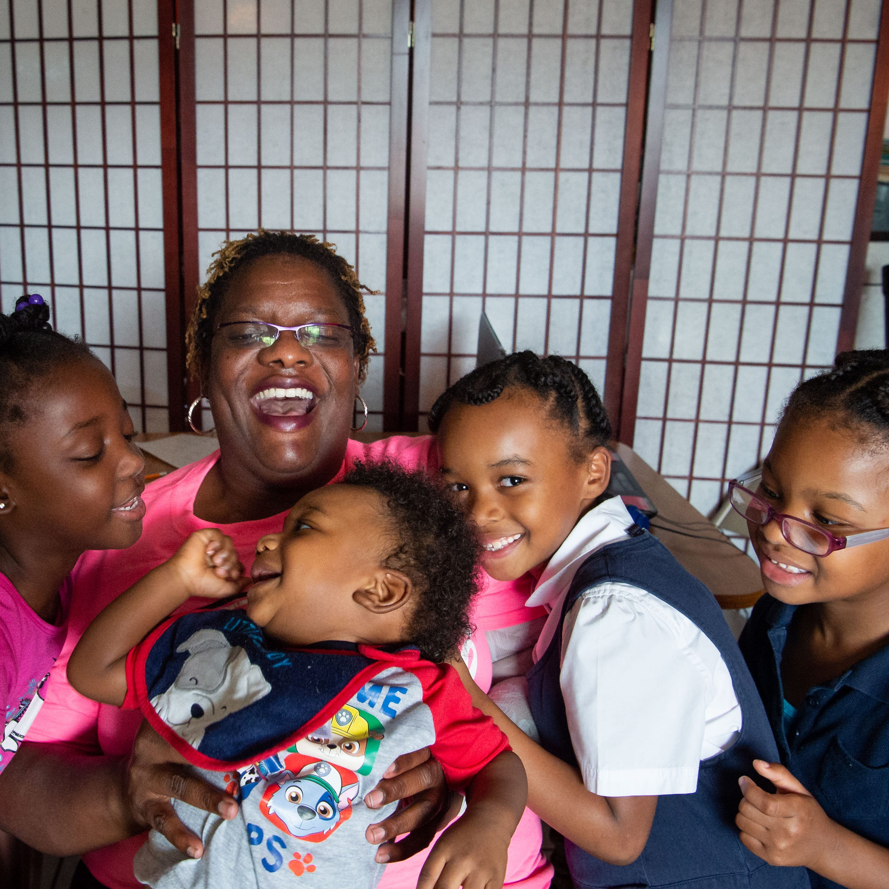Disabled Navy veteran, now a foster mom, strives to make ends meet in Florida