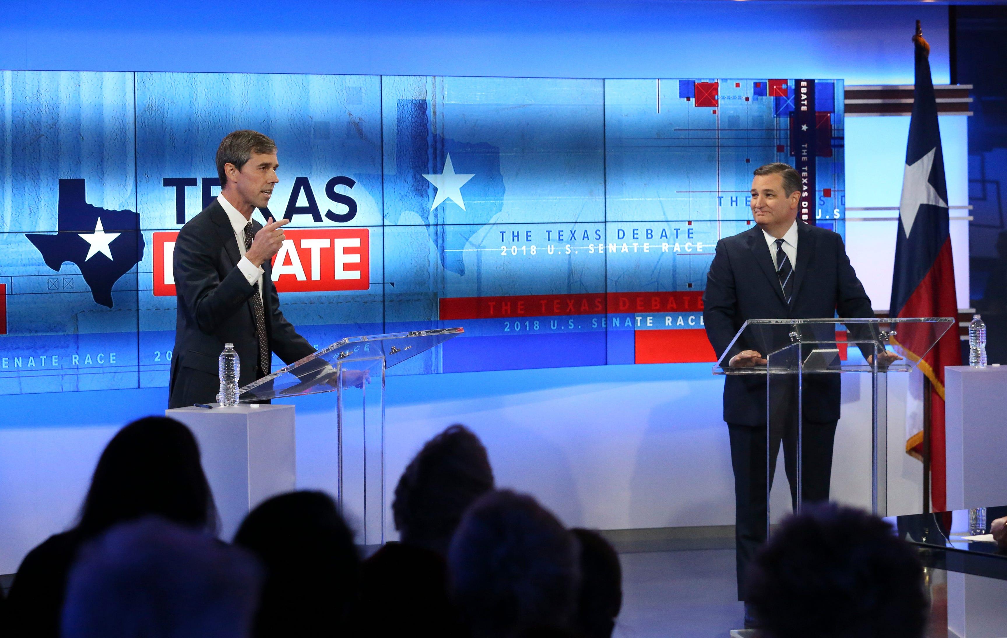 Cruz-Beto debate: Who won the final Texas debate between Ted Cruz and Beto O'Rourke? | El Paso Times