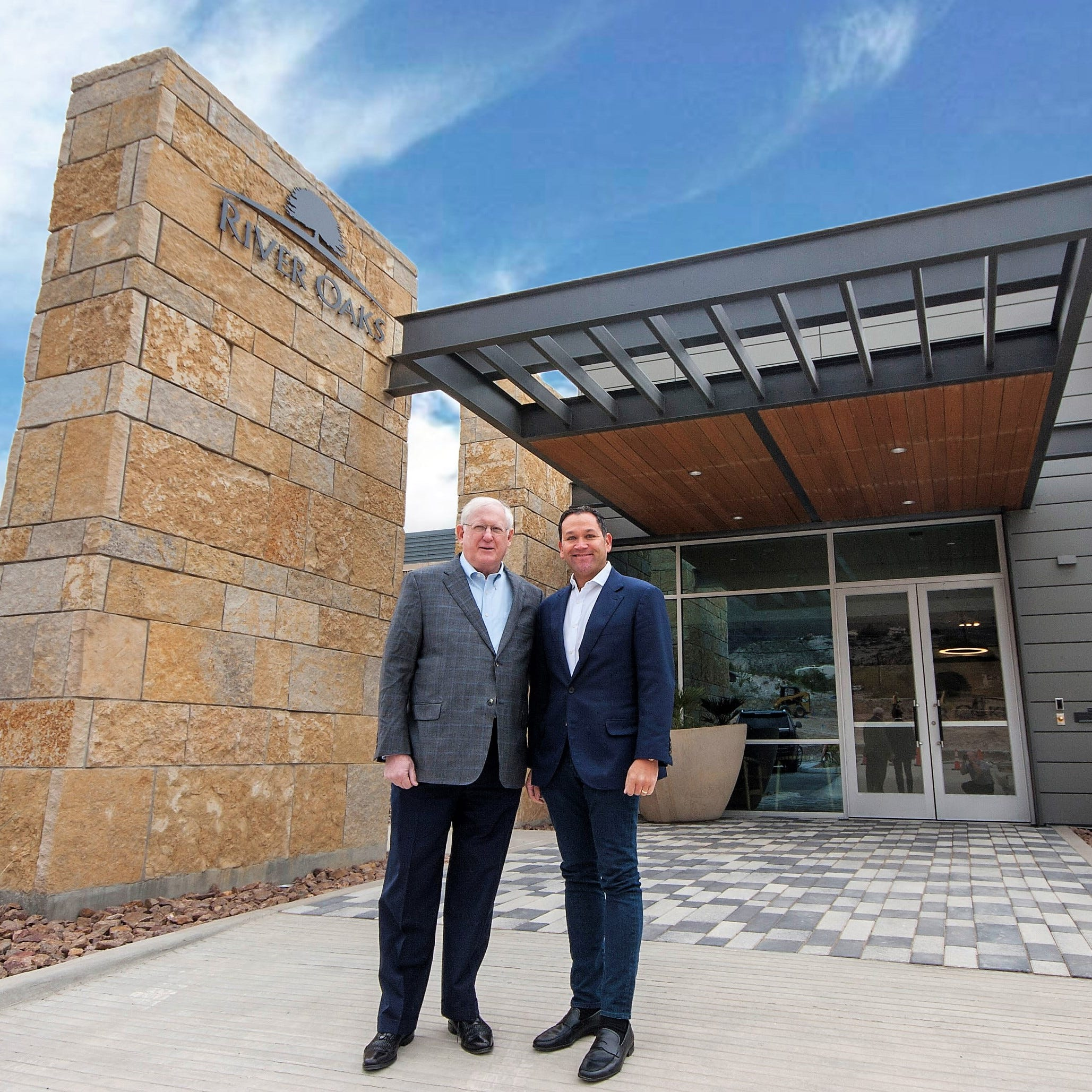 Shopping center developer River Oaks has new headquarters; Olive Garden GM a top manager