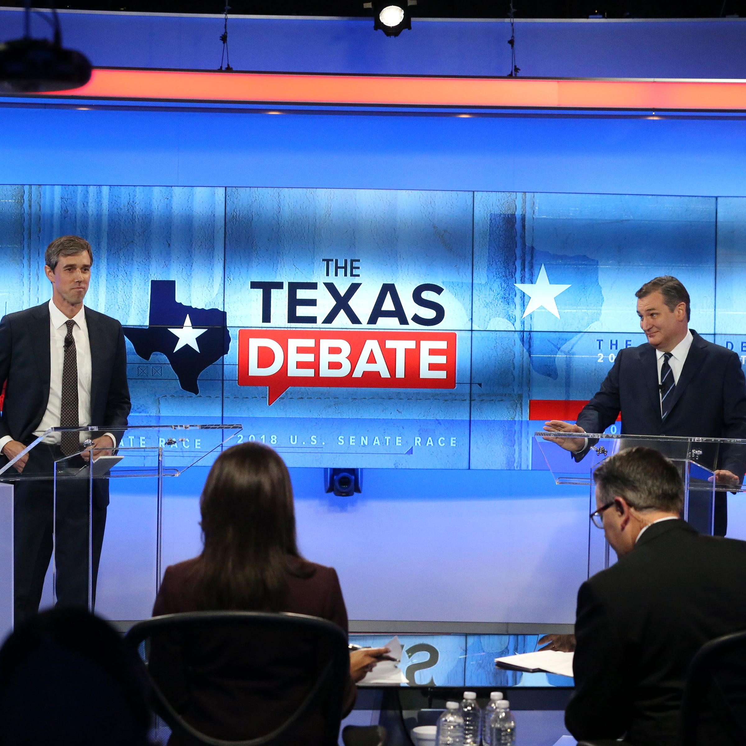 Beto-Cruz Debate: What President Trump, Ellen and others are saying online about the debate