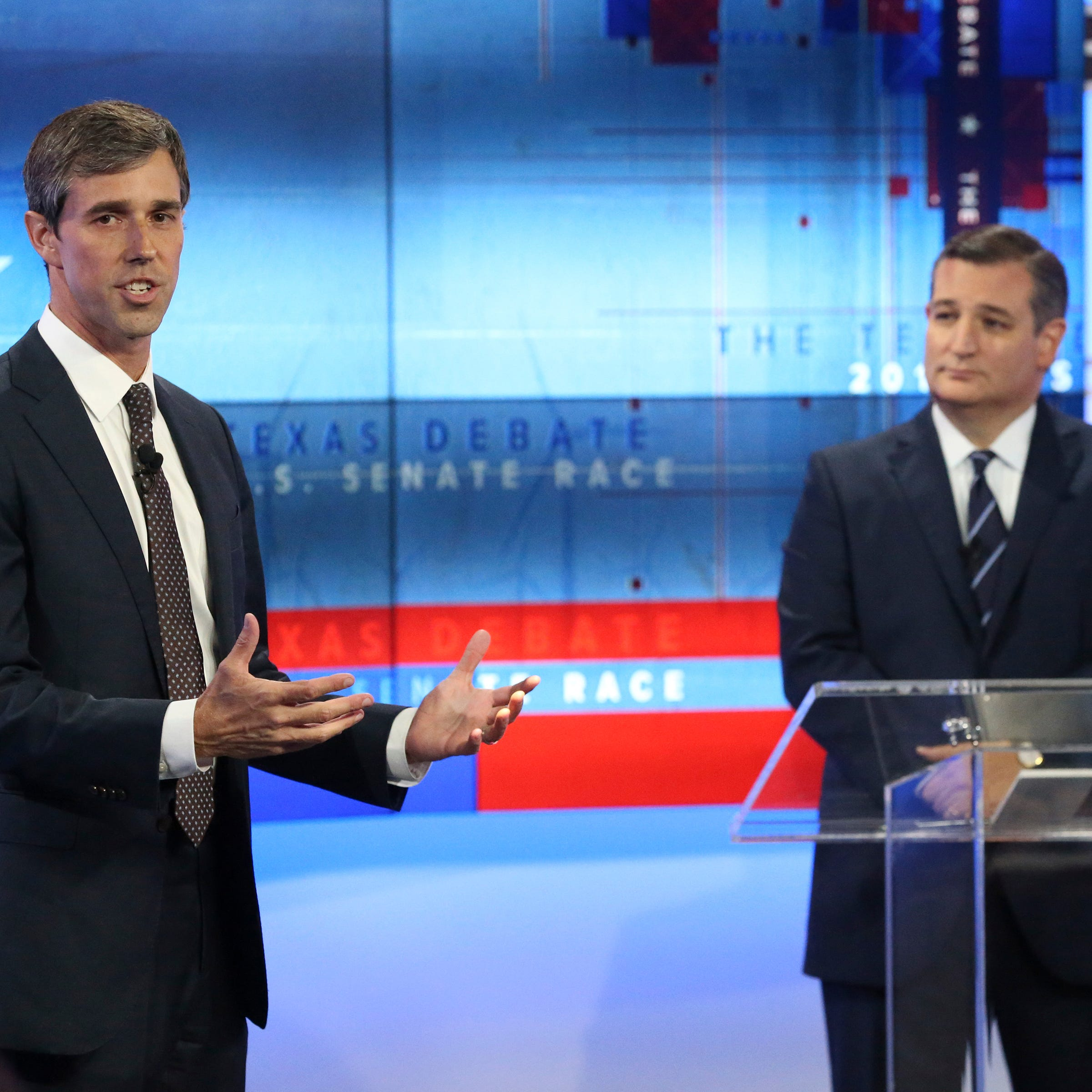 Beto O'Rourke launches aggressive new strategy, ads in Texas Senate race against Ted Cruz