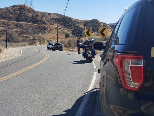 One person dead in Simi Valley vehicle crash