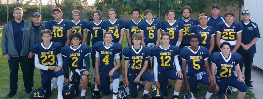 Hillcrest Christian of Thousand Oaks is ranked No. 5 in CIF-Southern Section 8-man Division 2.