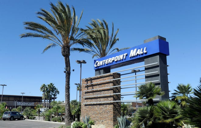 Centerpoint Mall is in a shopping area that residents say is the heart of south Oxnard. Two districts up for election on Nov. 6 cover south Oxnard.