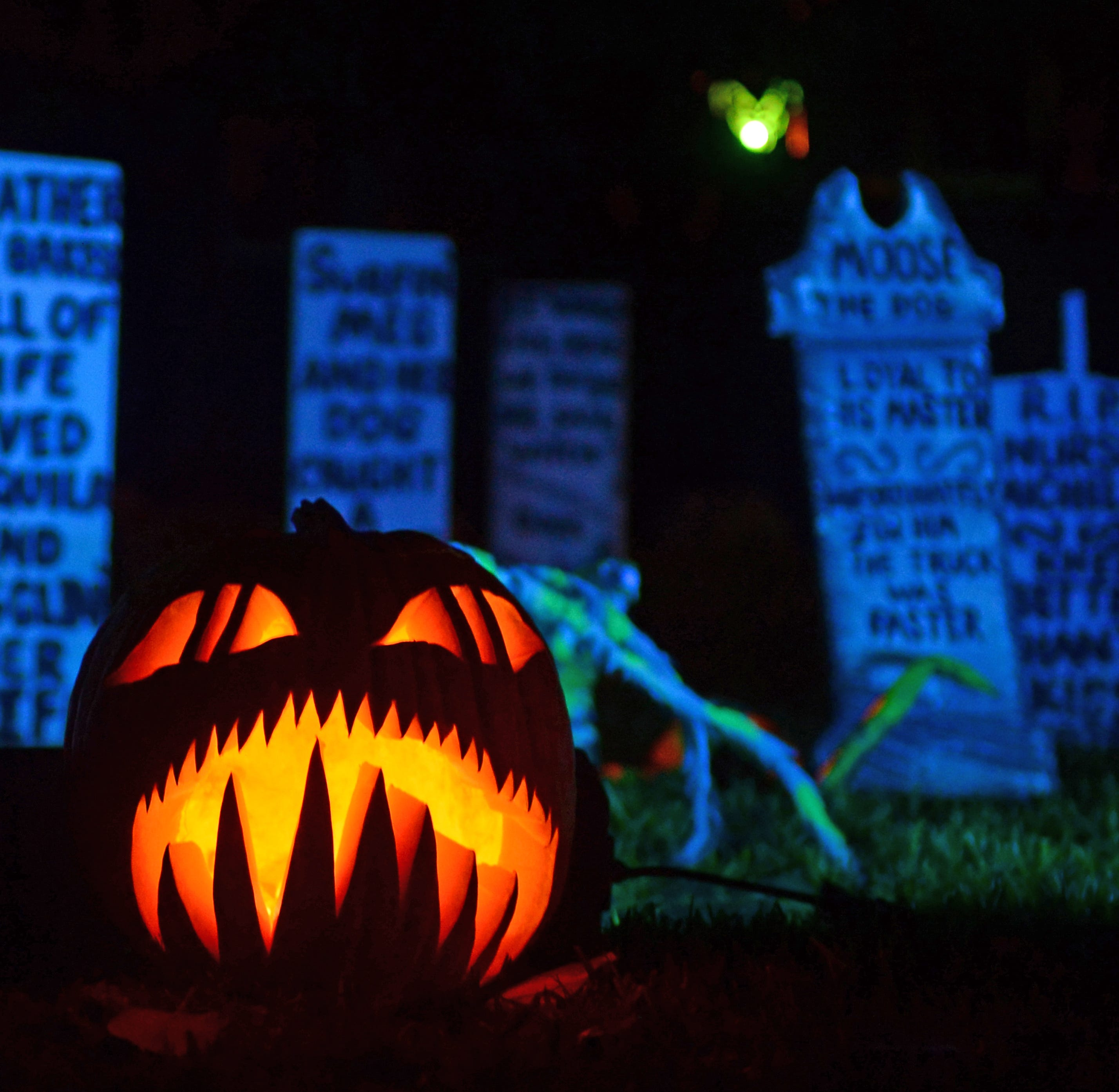 The Hudson Valley rules when it comes to Halloween decorations