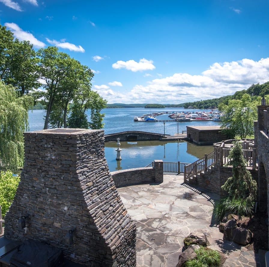 Derek Jeter's castle for sale for $14M in Orange County