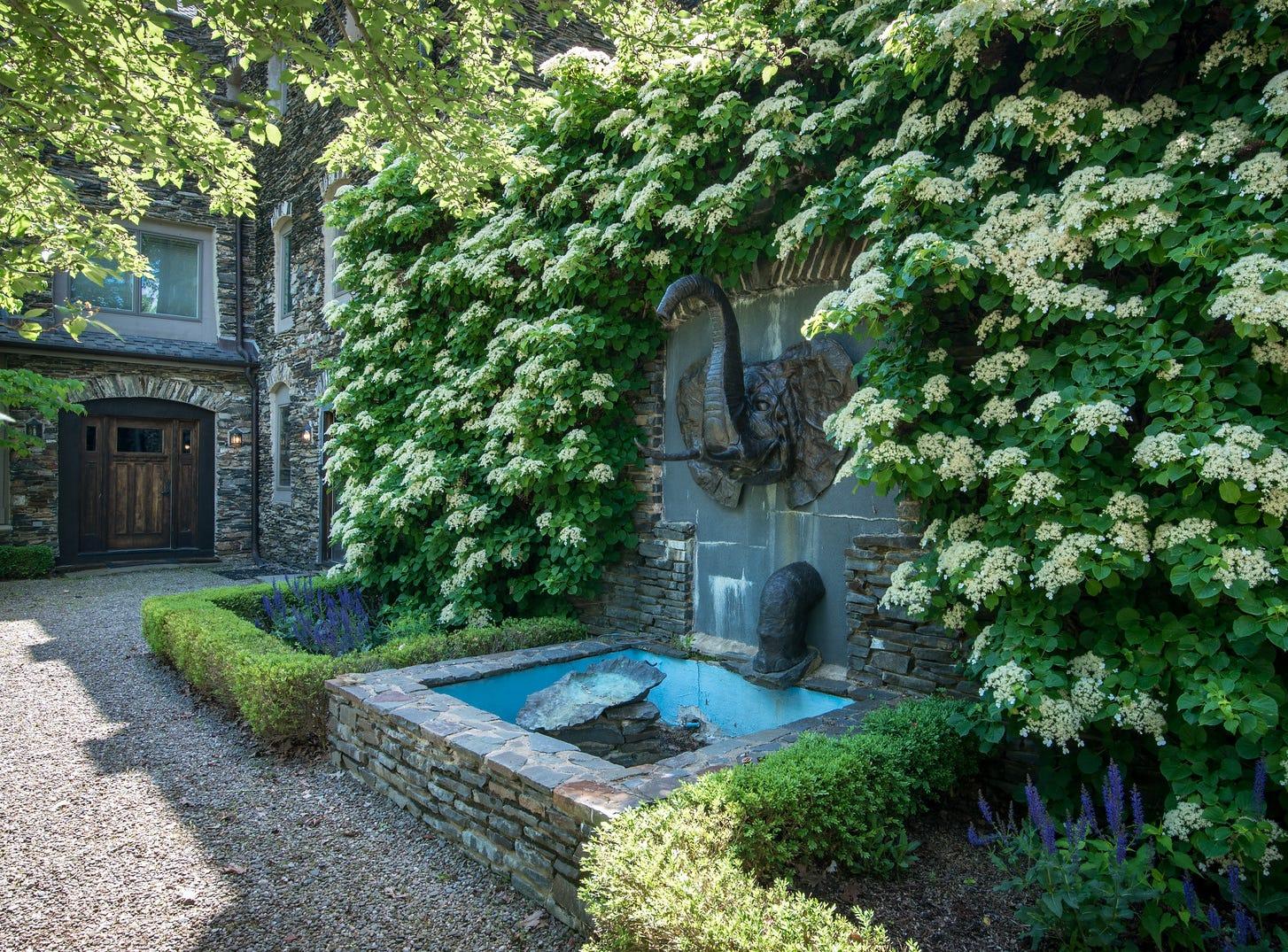 Derek Jeter's Tiedemann Castle on Orange County's Greenwood Lake is for sale.