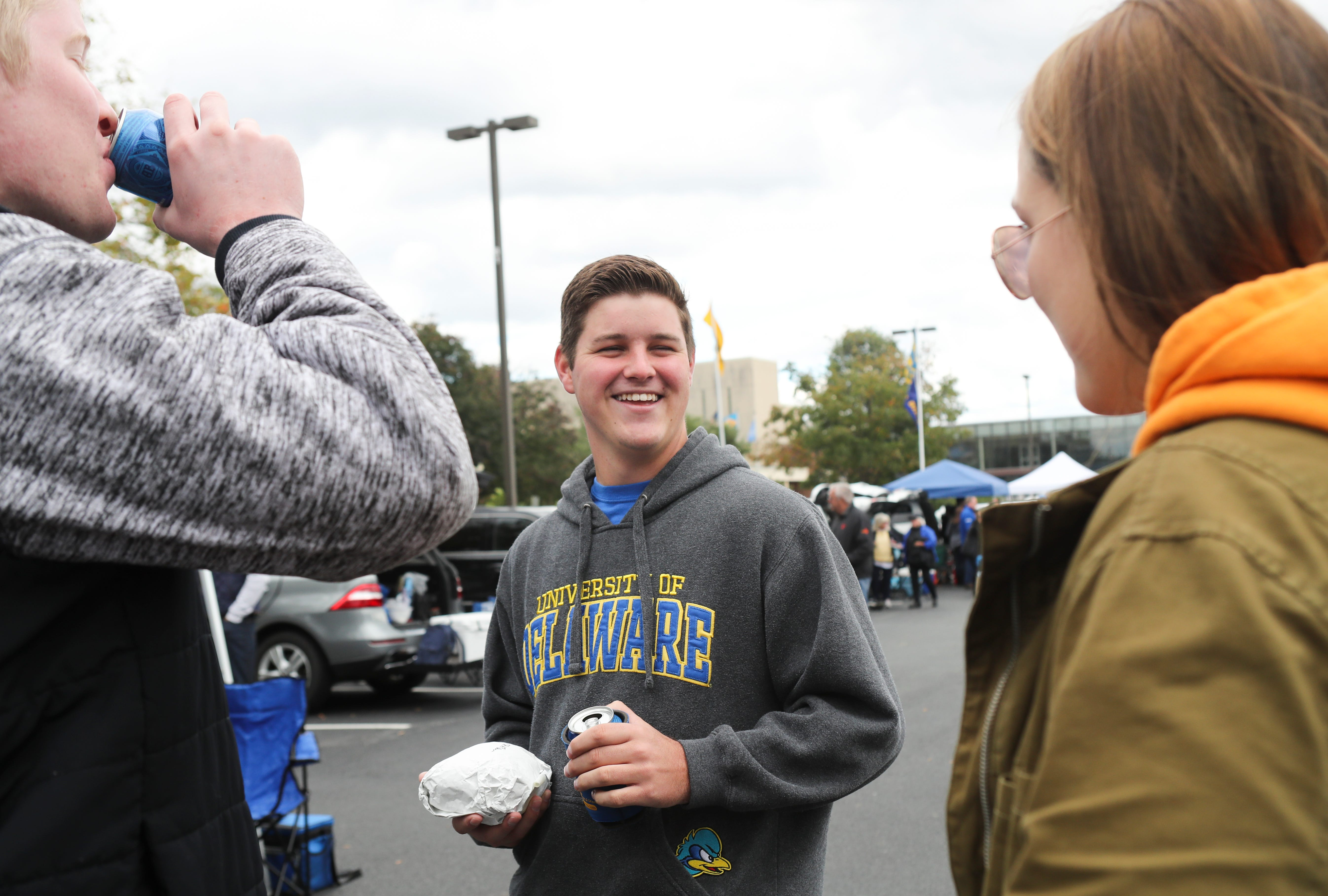 'What a college experience should be:' UD students, parents react to No. 1 party school ranking | Delaware Online